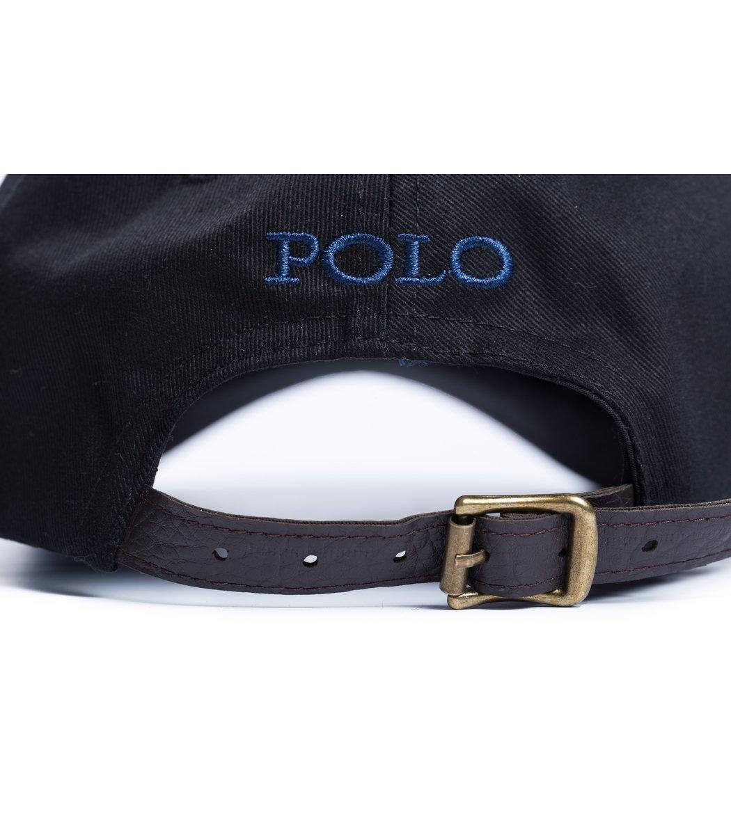 Кепка POLO Ralph Lauren Premiere Черный/синий