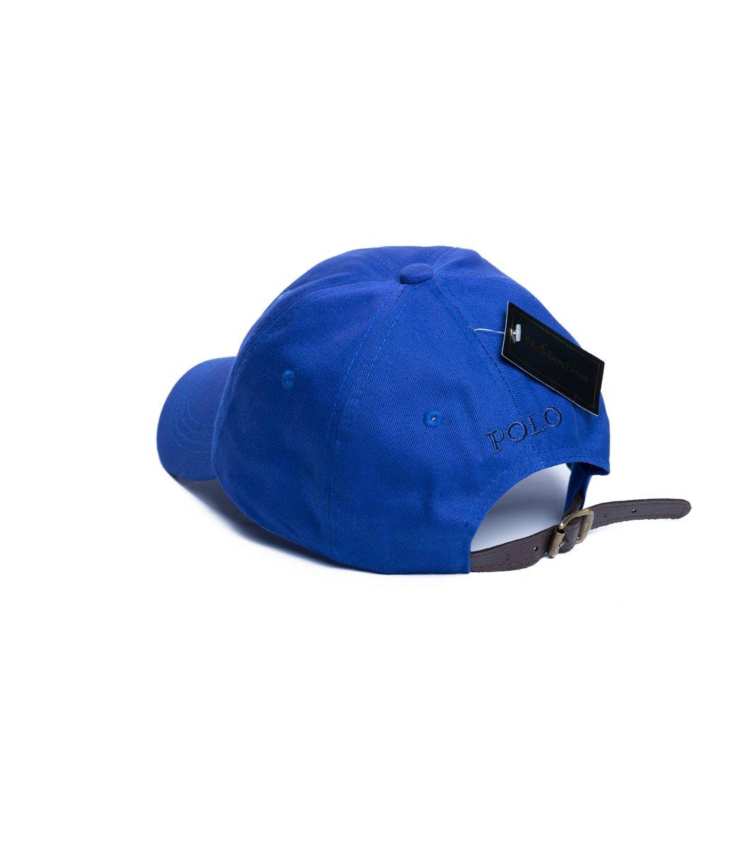 Кепка POLO Ralph Lauren Premiere Синий/синий
