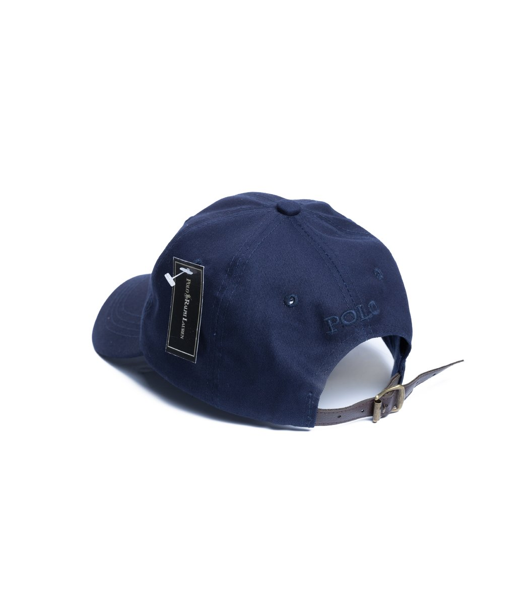Кепка POLO Ralph Lauren Premiere Темно-синий/синий