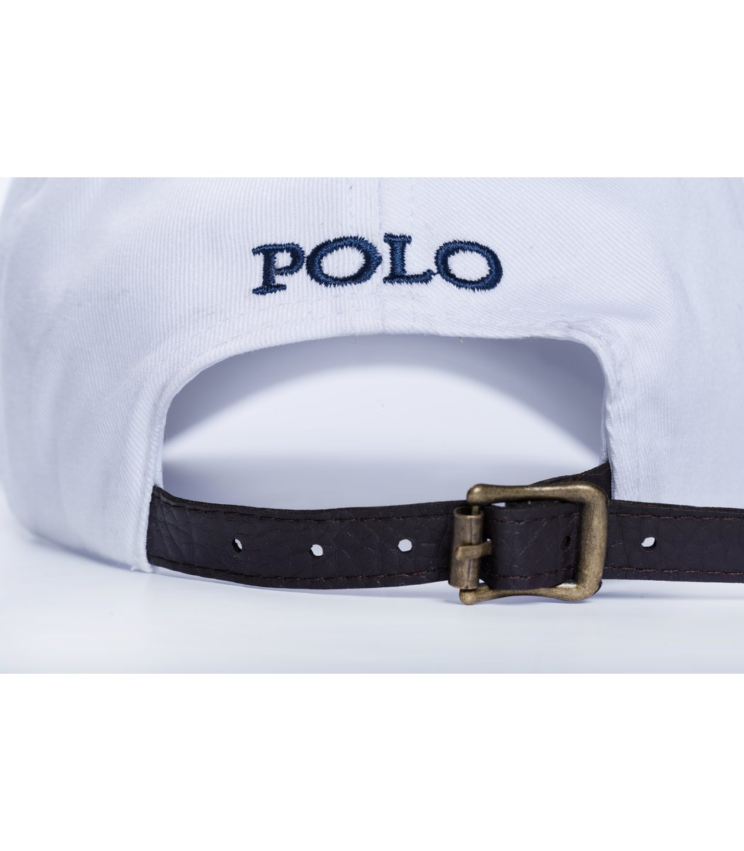 Кепка POLO Ralph Lauren Premiere Белый/синий
