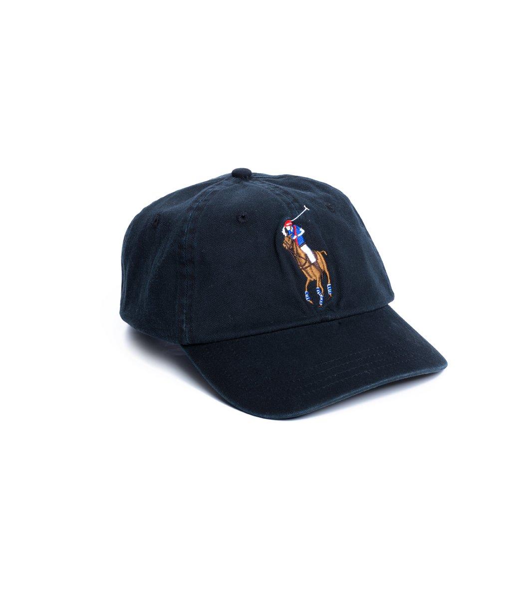 Кепка POLO Ralph Lauren Classic  4 Чёрный
