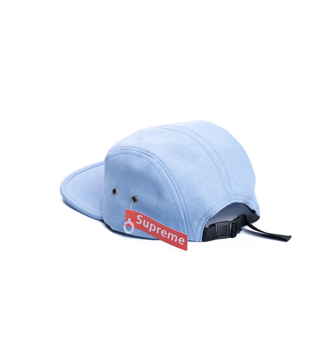 Кепка Supreme Classic (голубой) - Голубой - Вид 2