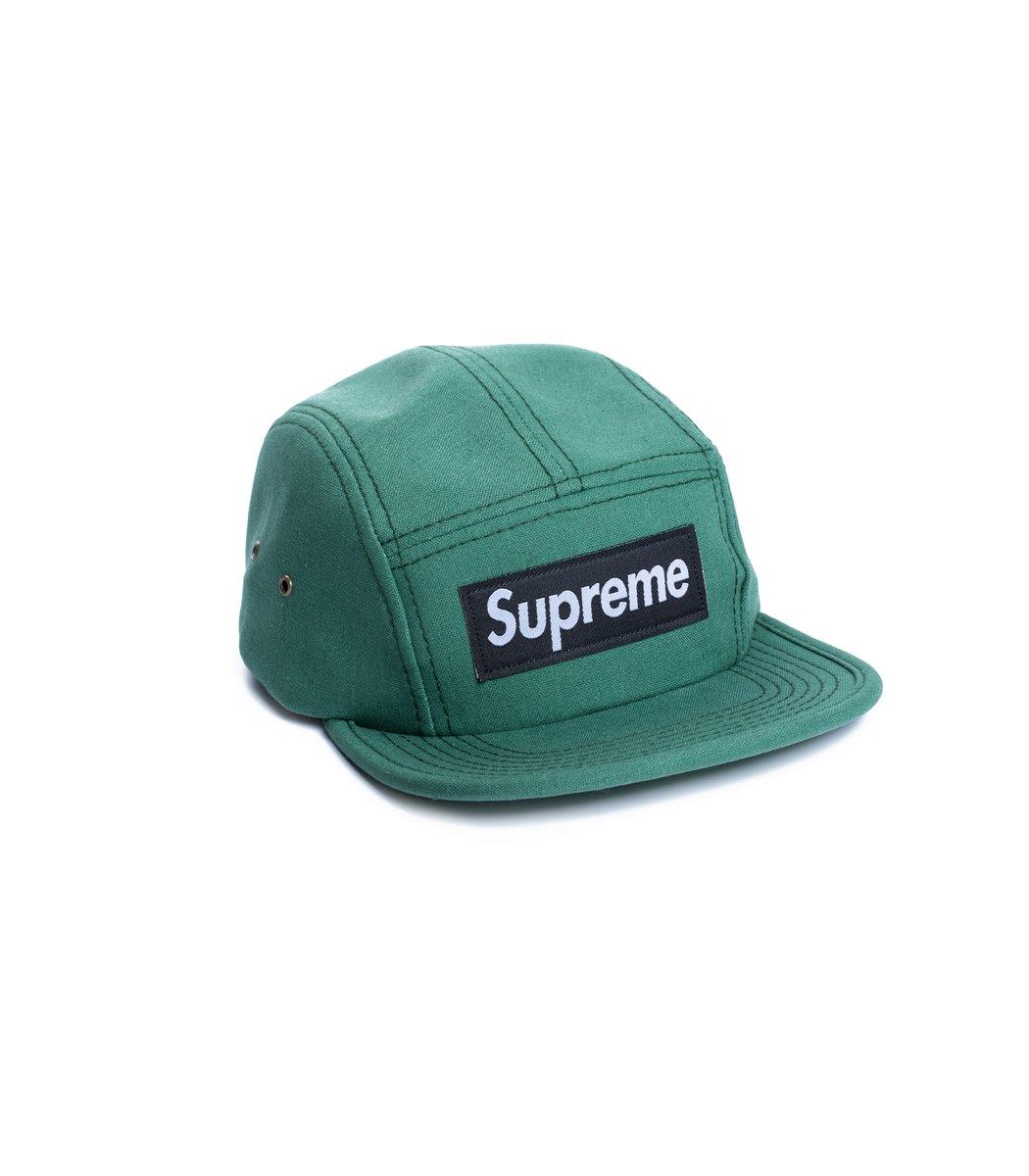 Кепка Supreme Classic (зелёный/чёрный)