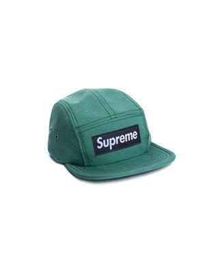 Кепка Supreme Classic (зелёный/чёрный) - Зеленый - Вид 1