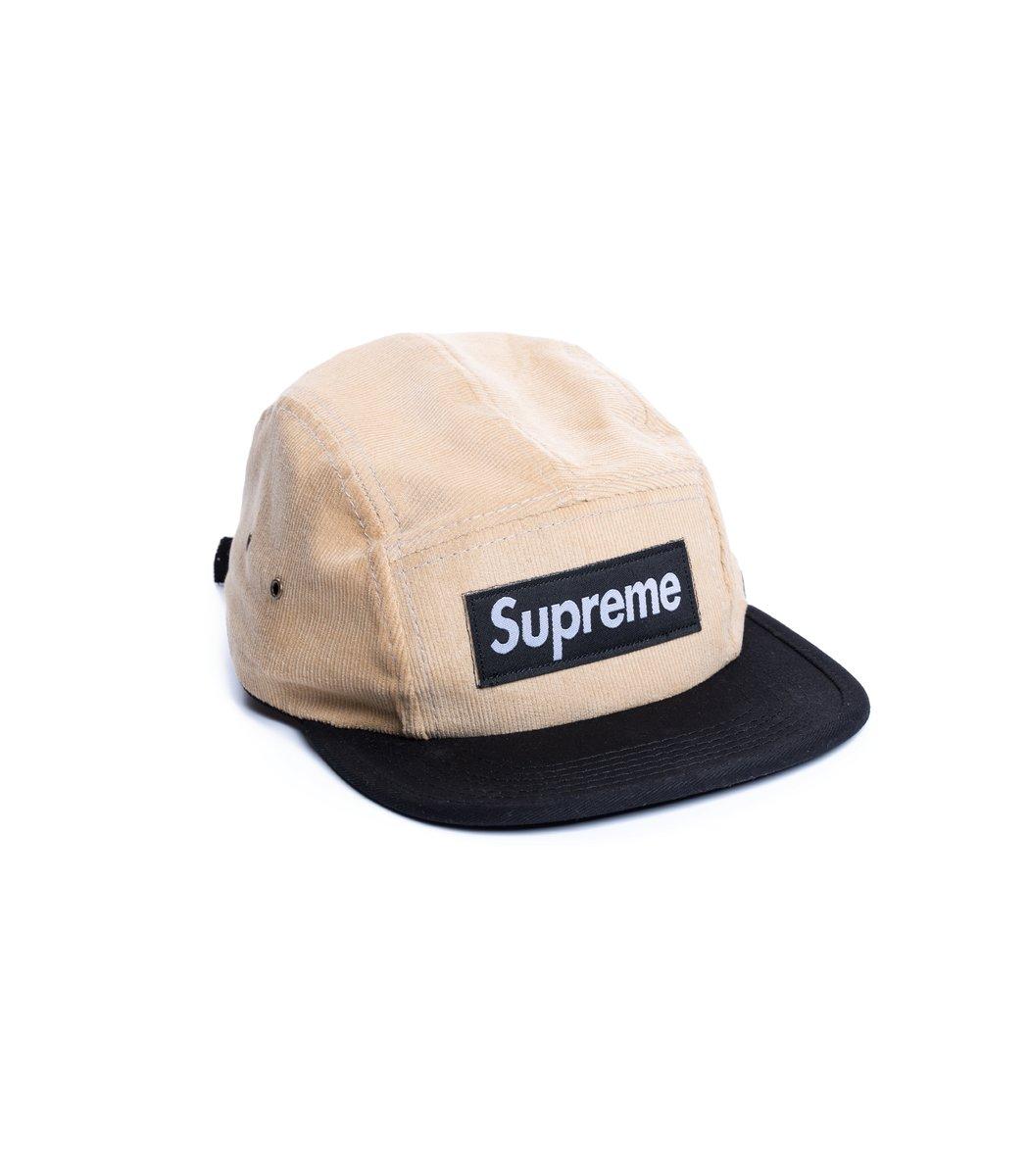 Кепка Supreme Velvet (светло-коричневый)