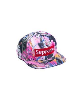 Бейсболка  Supreme Tropic Розовый - Розовый - Вид 1