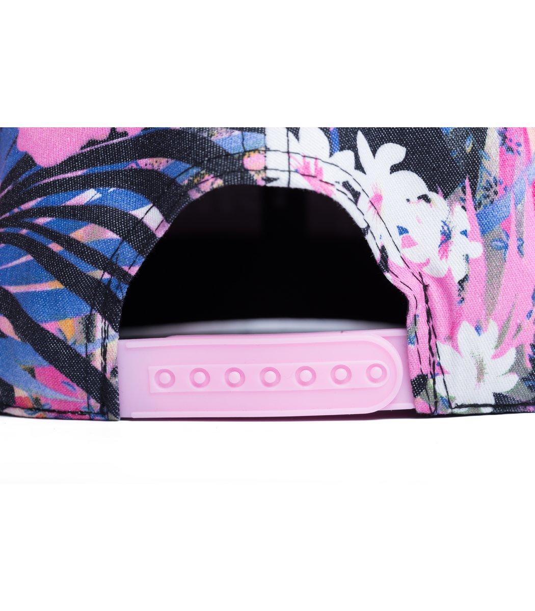 Бейсболка  Supreme Tropic Розовый - Розовый - Вид 3