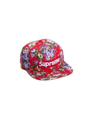 Бейсболка  Supreme Summer Красный - Красный - Вид 1
