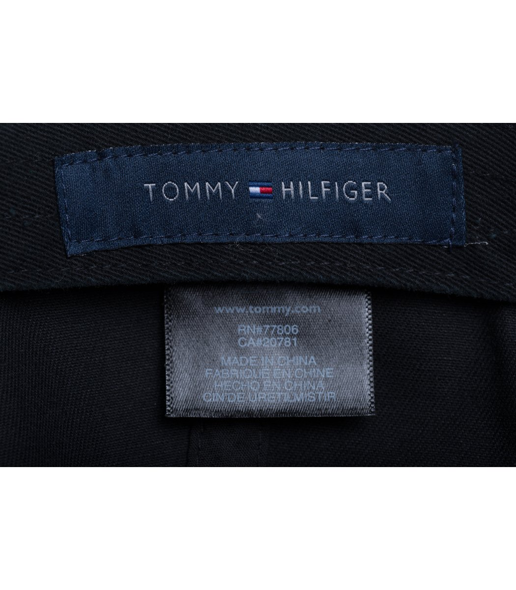 Кепка Tommy Hilfiger Small logo Черный