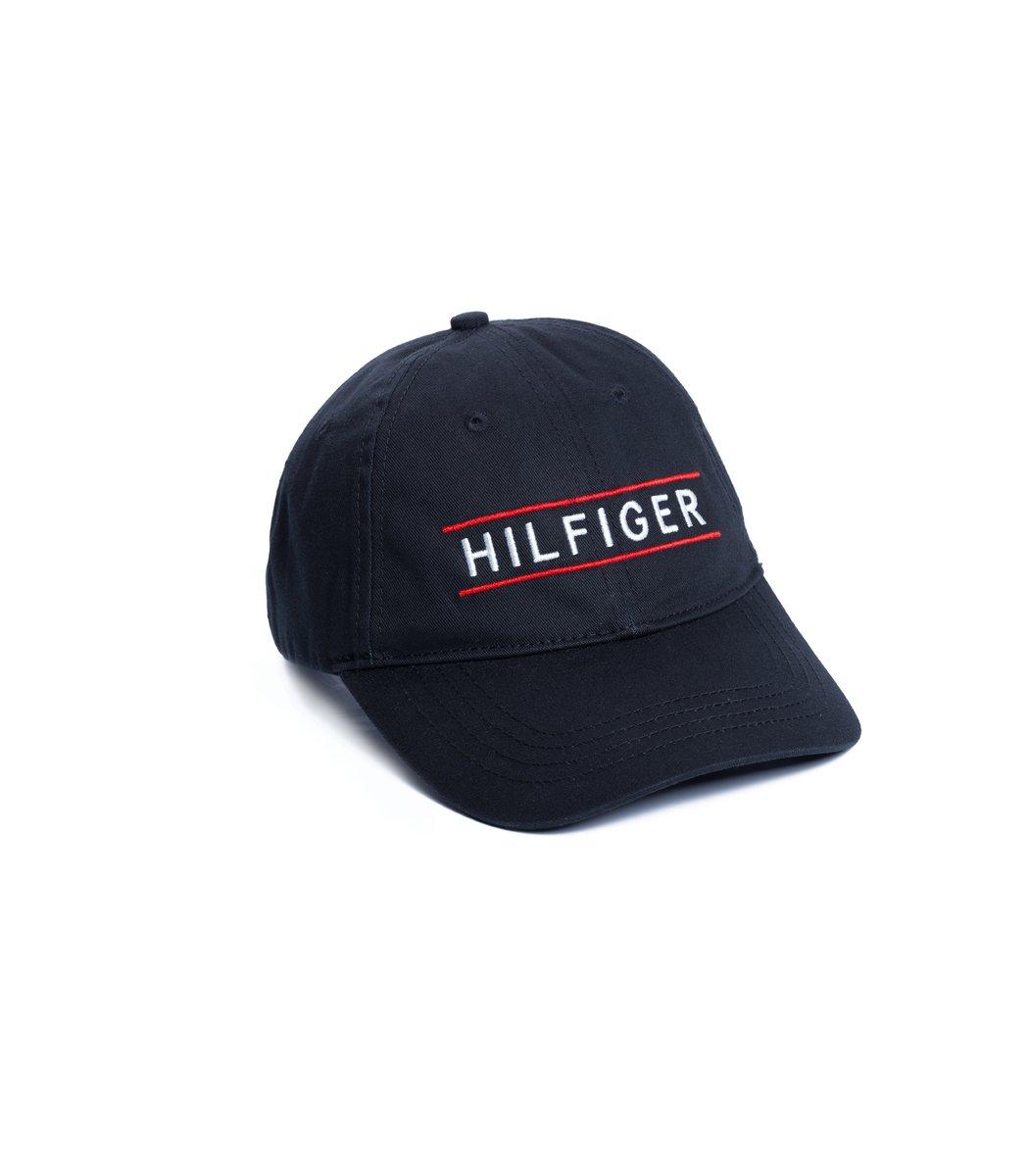 Кепка Tommy Hilfiger H1 Чёрный