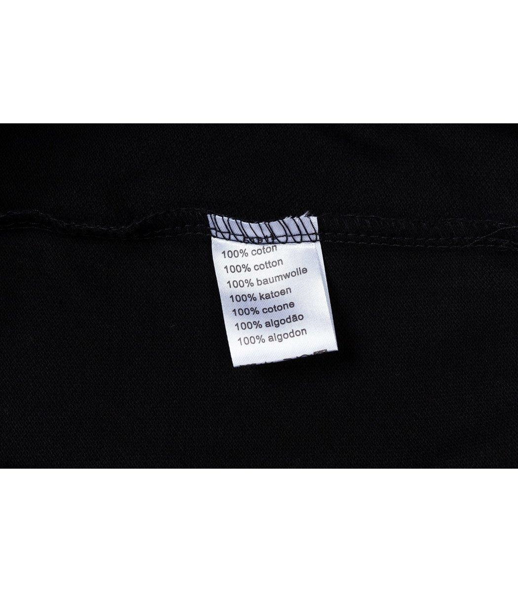 Женская черная футболка поло Lacoste