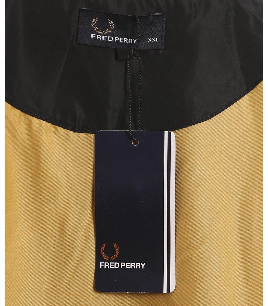 Ветровка Fred Perry KF1 (Черный)