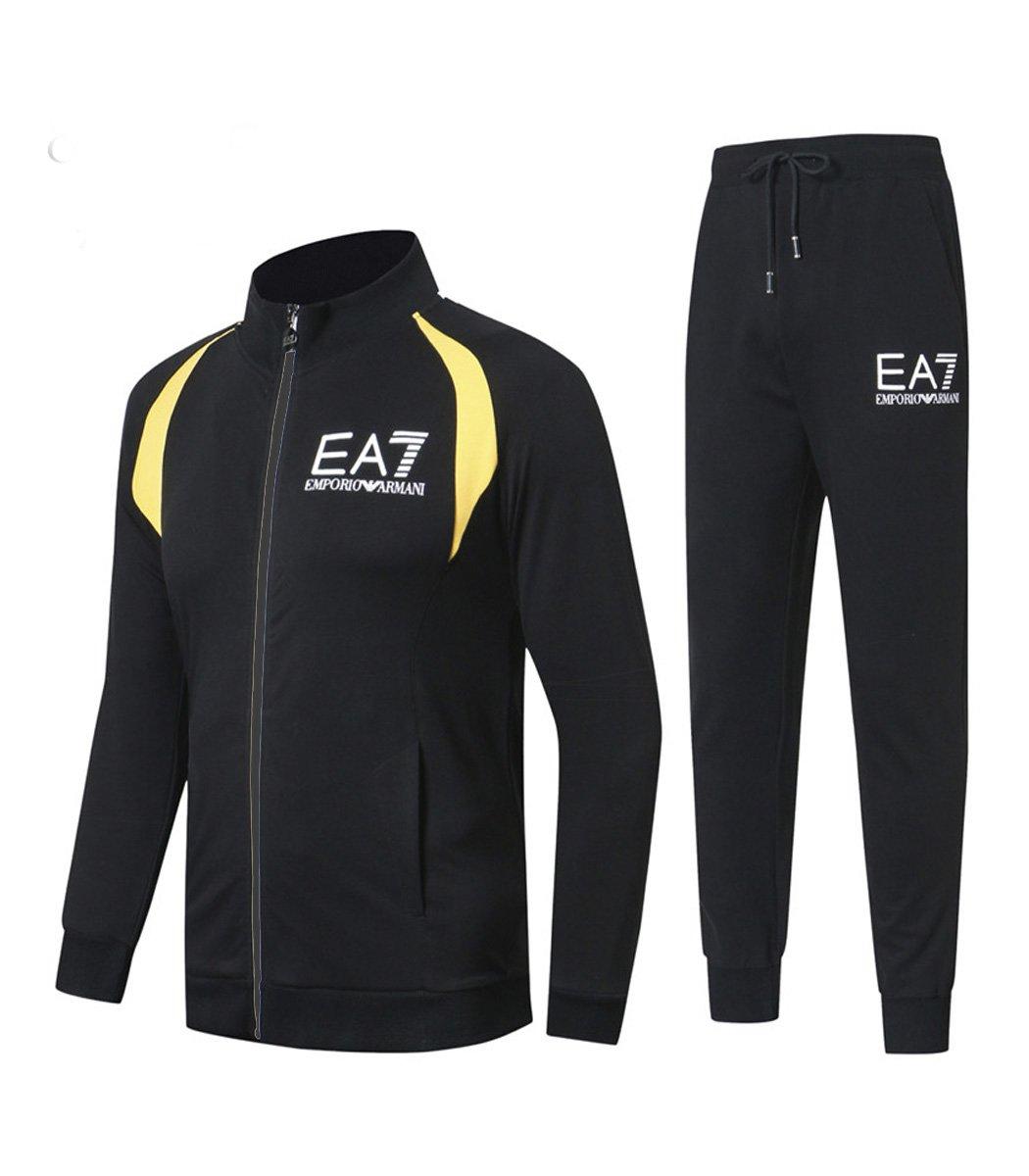 Спортивный костюм EA7 (черный)