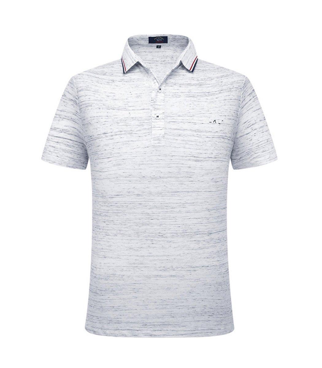 Белая футболка Paul Shark N003 - Белый - Вид 2