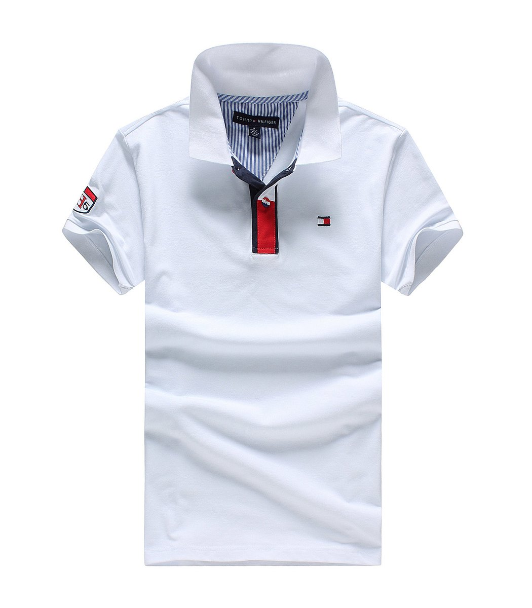 Белая футболка Tommy Hilfiger TH2