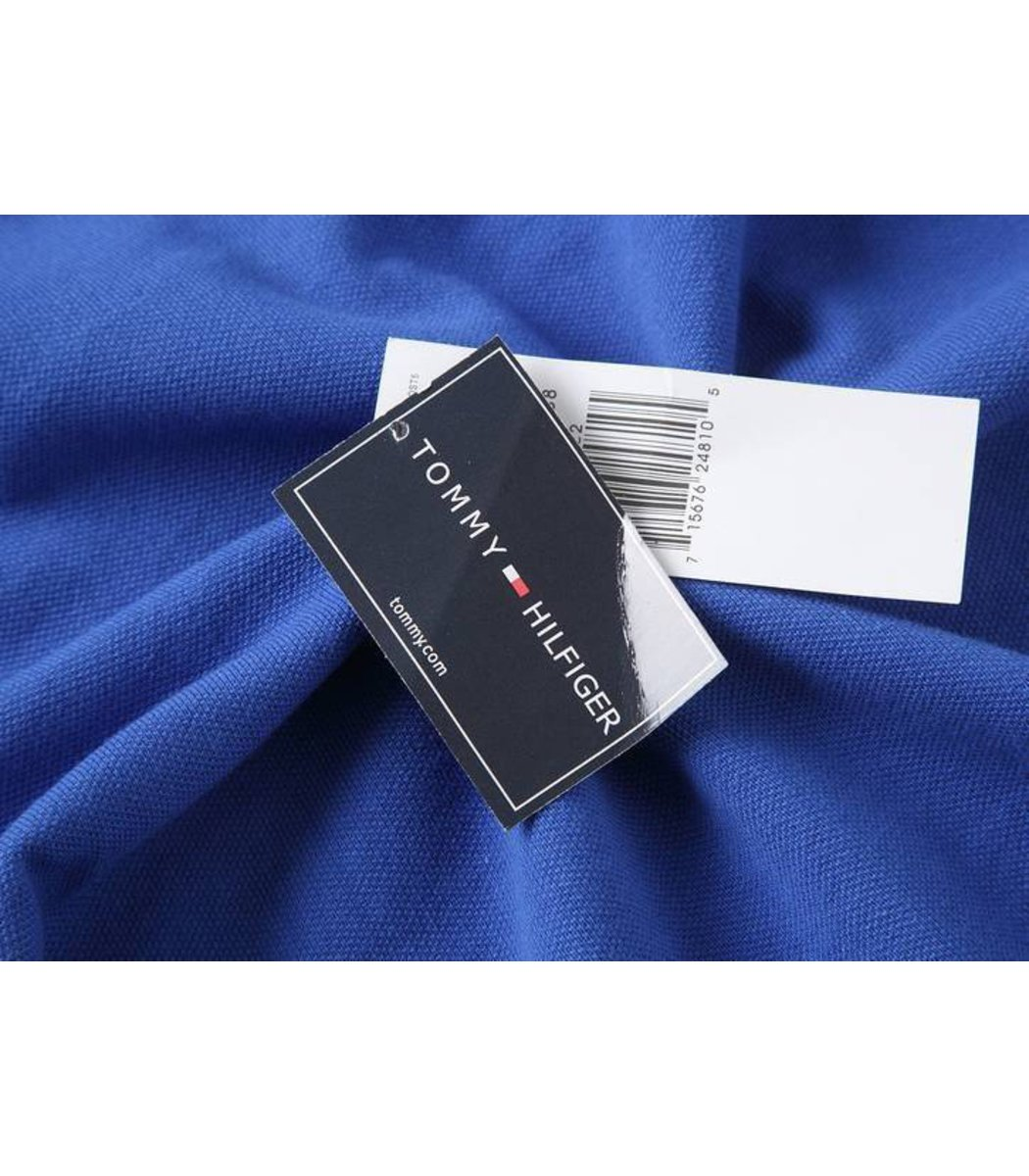 Синяя футболка Tommy Hilfiger TH2