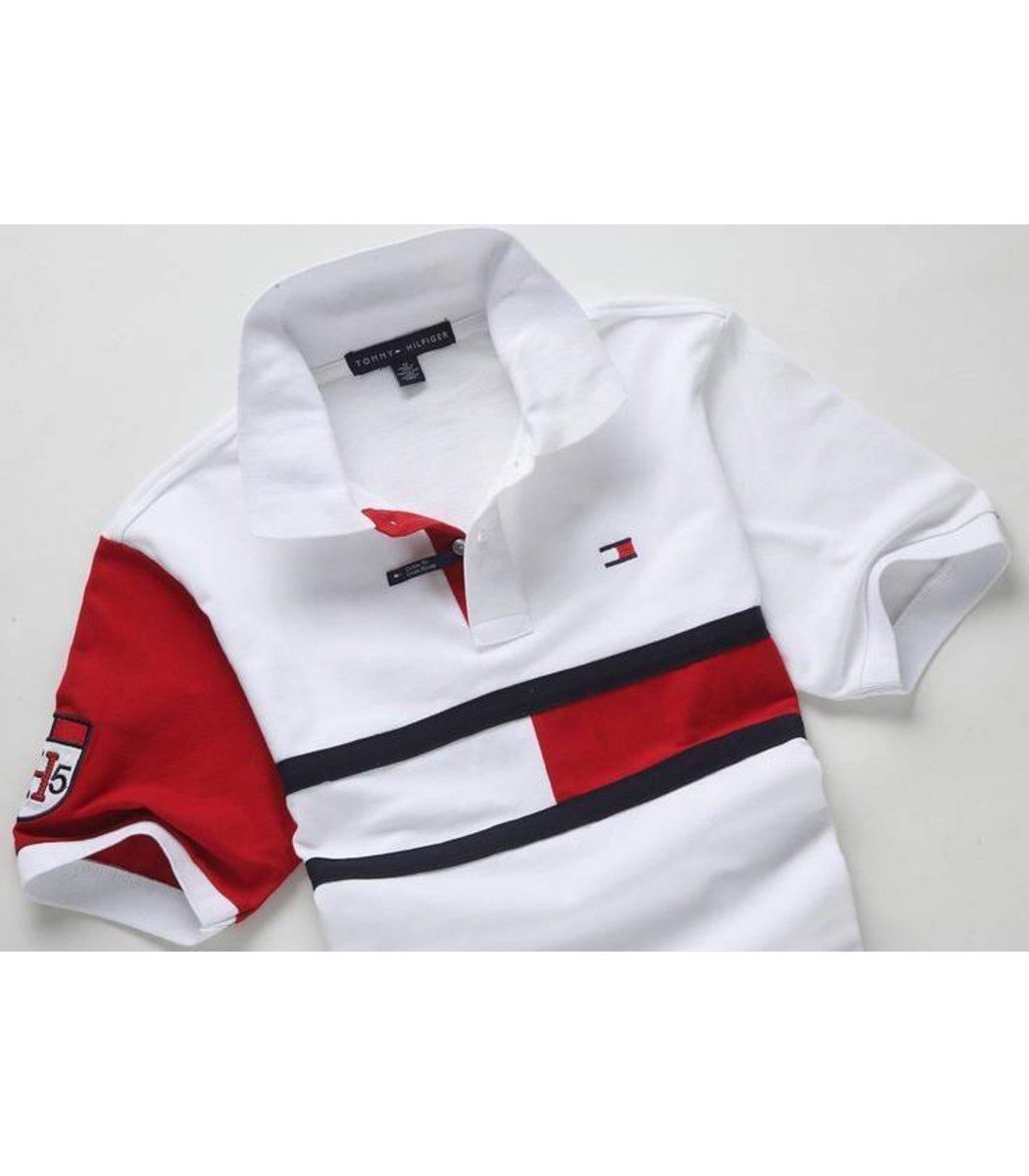 Белая футболка Tommy Hilfiger TH3