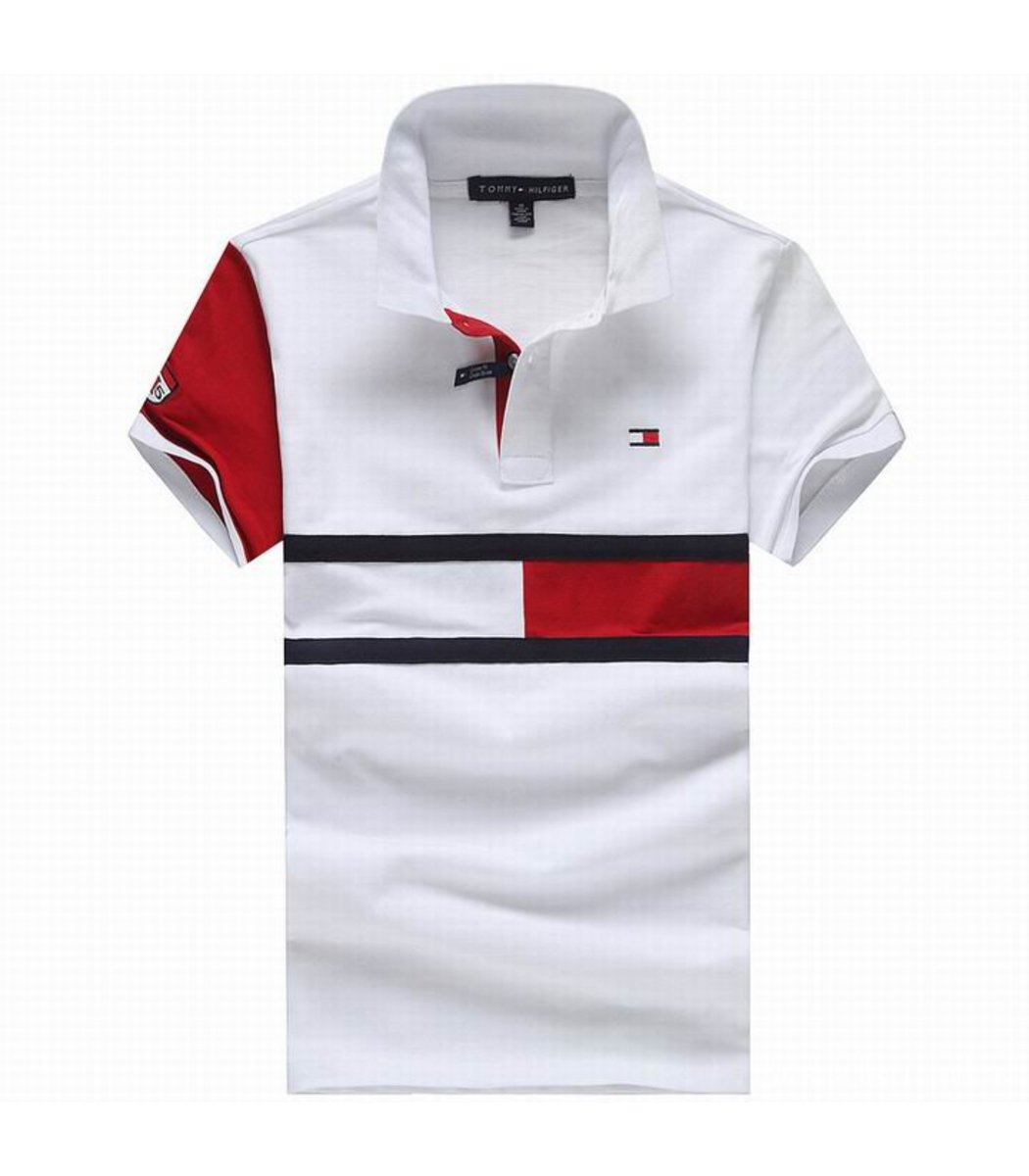 Белая футболка Tommy Hilfiger TH3