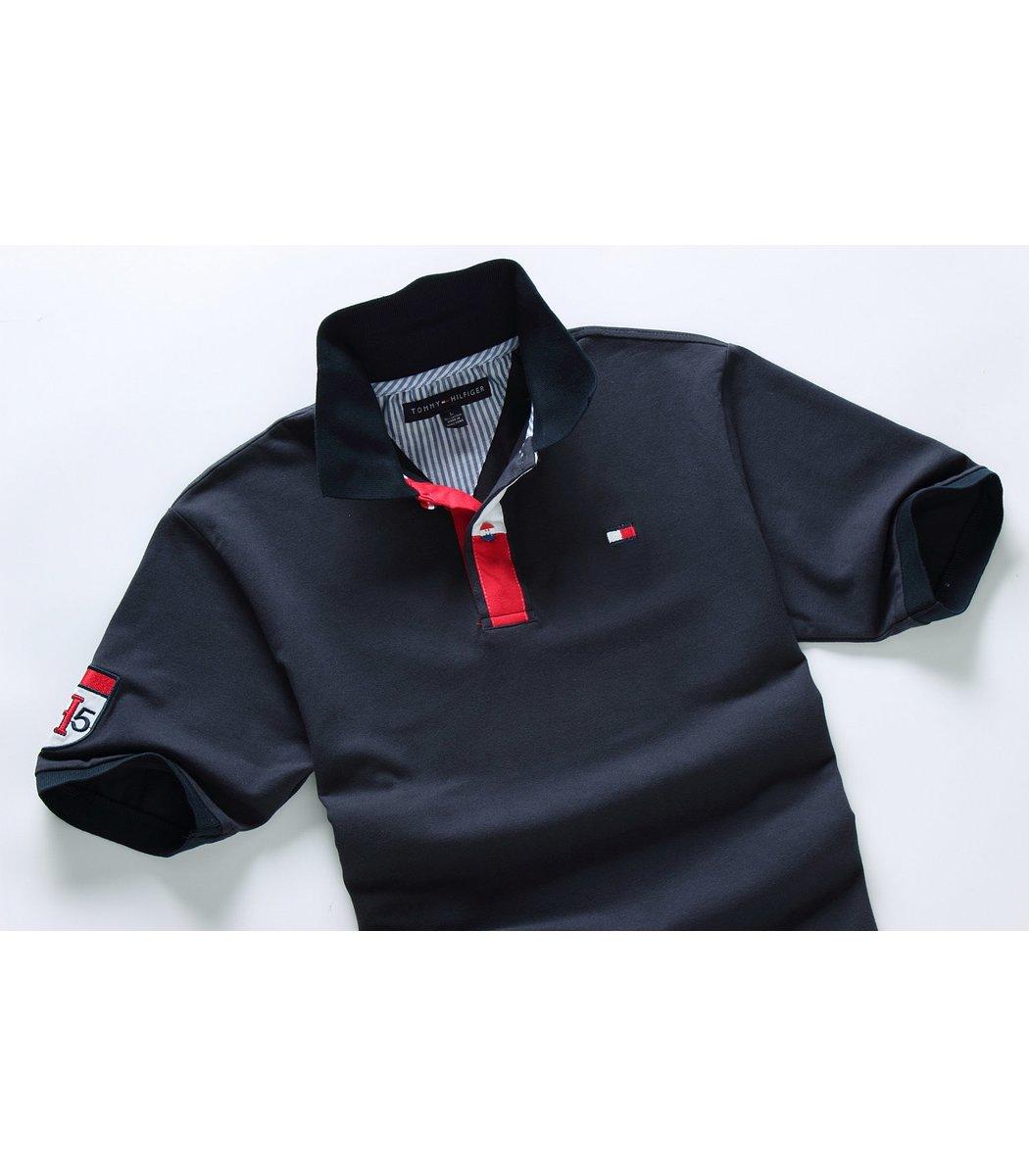 Темно-синяя футболка Tommy Hilfiger TH2