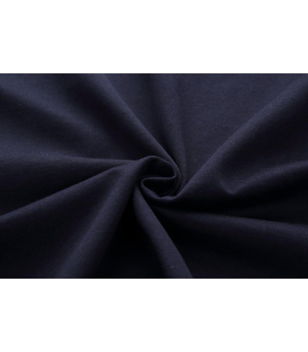 Темно синяя футболка Paul Shark N001 - темно-синий - Вид 9