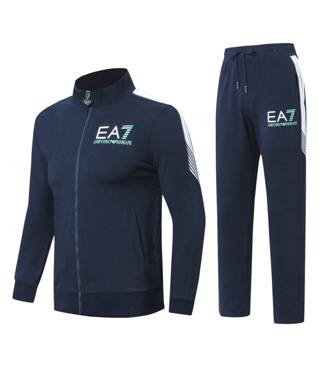Темно-синий спортивный костюм EA7 (SpE2)