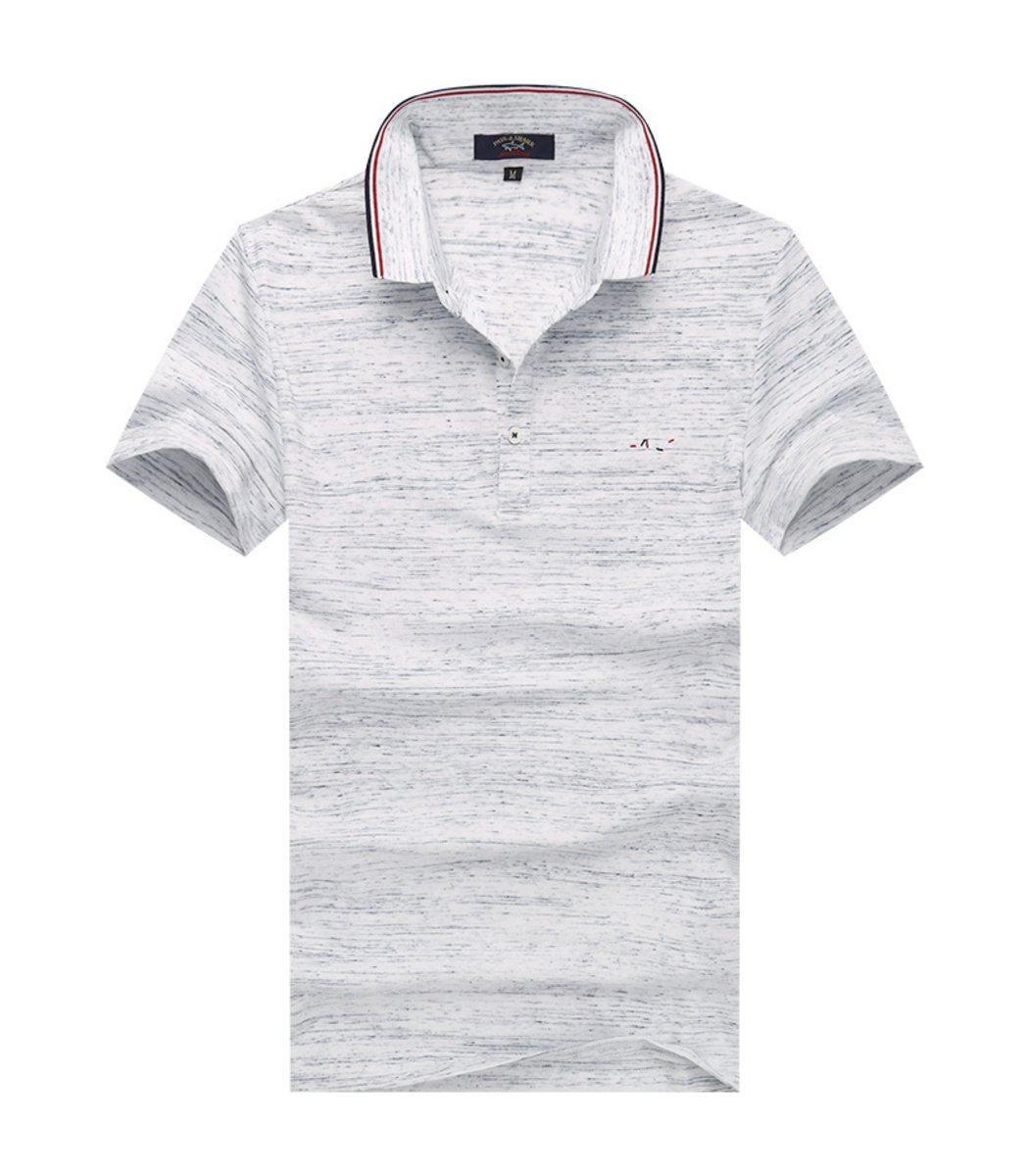 Белая футболка Paul&Shark N003