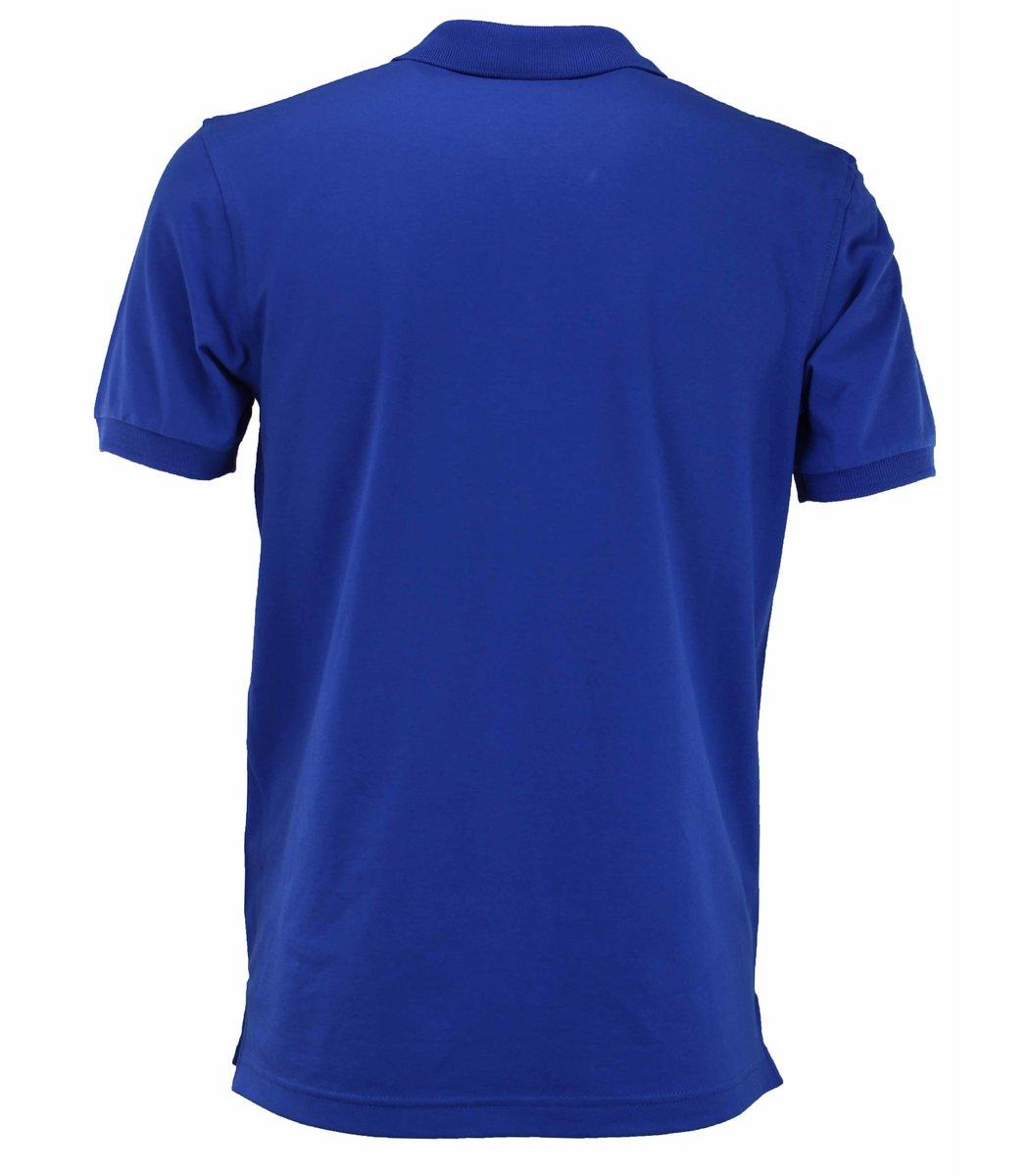 Синяя футболка поло Paul&Shark TP2
