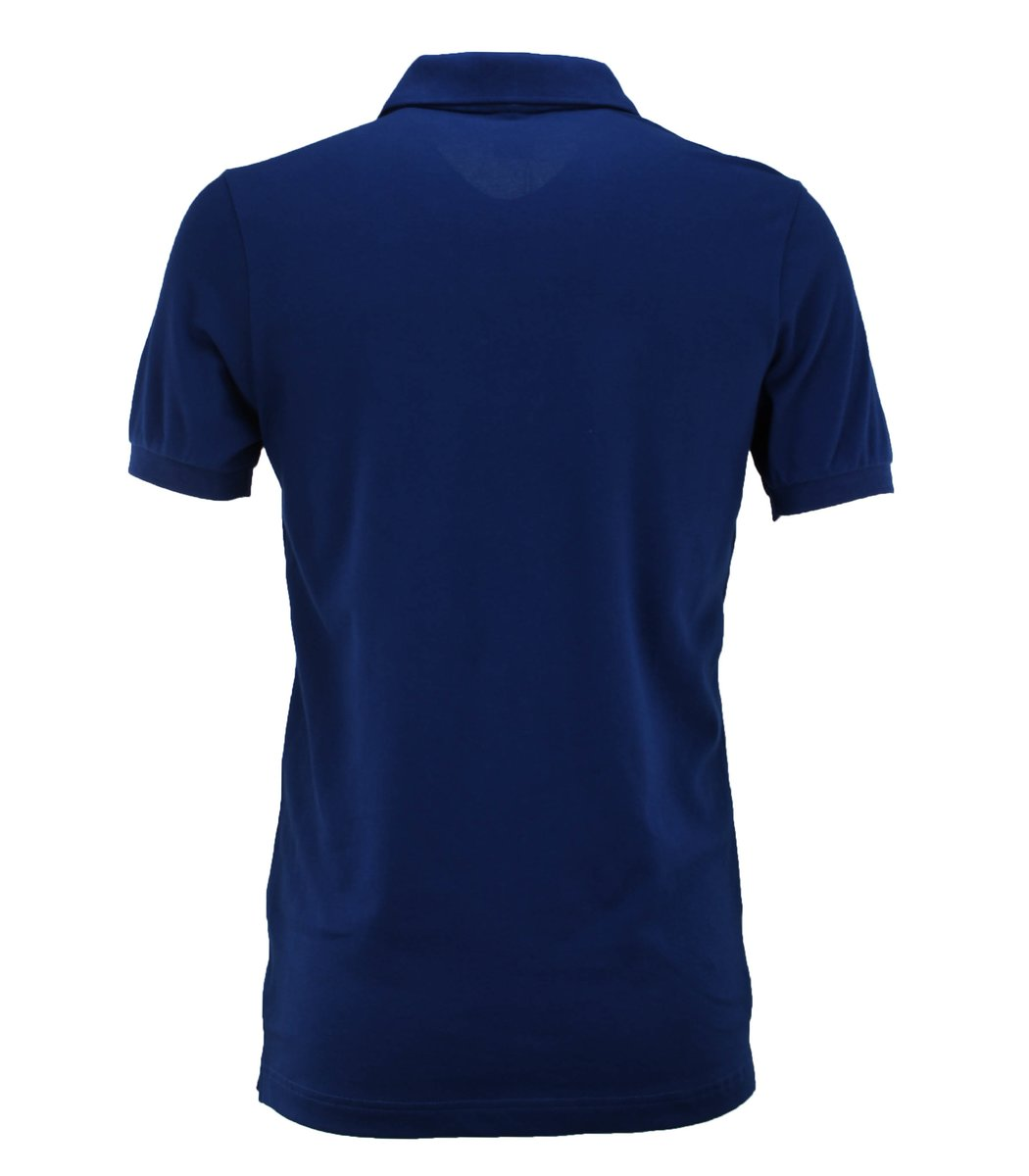 Синяя футболка поло Paul&Shark TP1