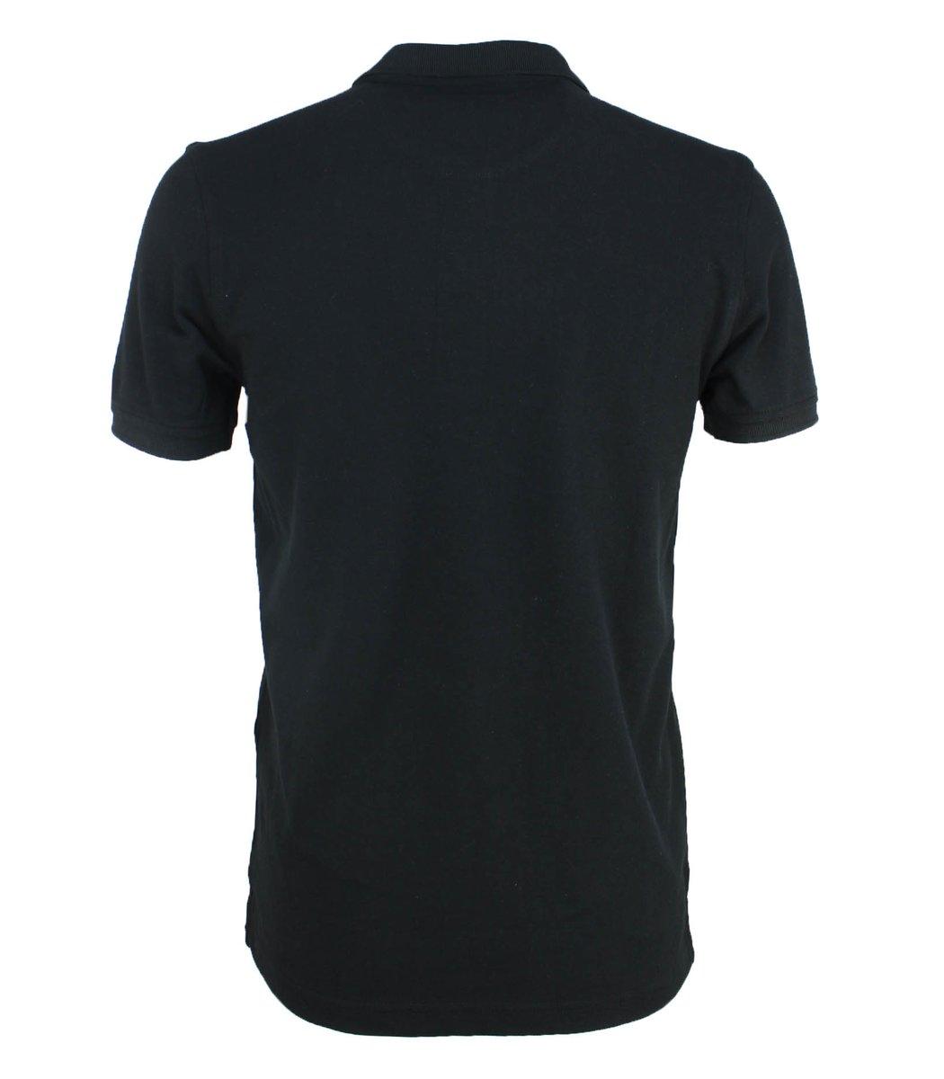 Чёрная футболка поло Ralph Lauren RL3