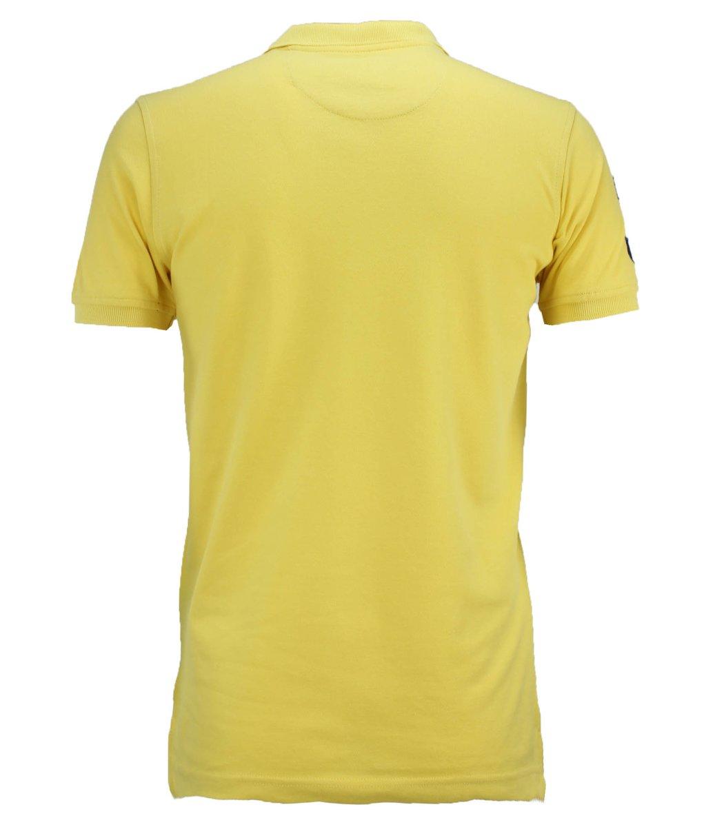 Желтая футболка поло Ralph Lauren RL3 (2)