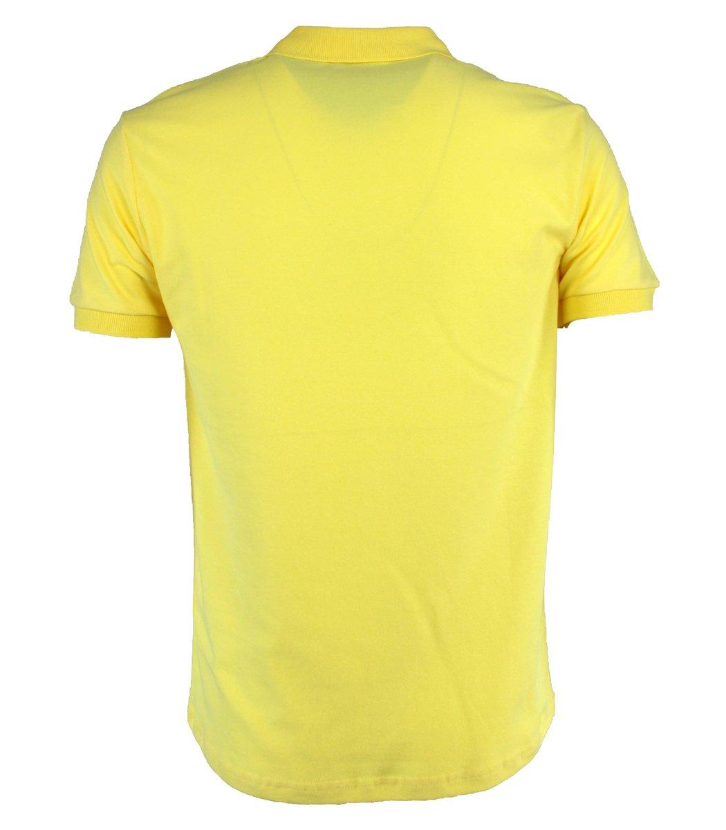 Жёлтая футболка поло Ralph Lauren R11