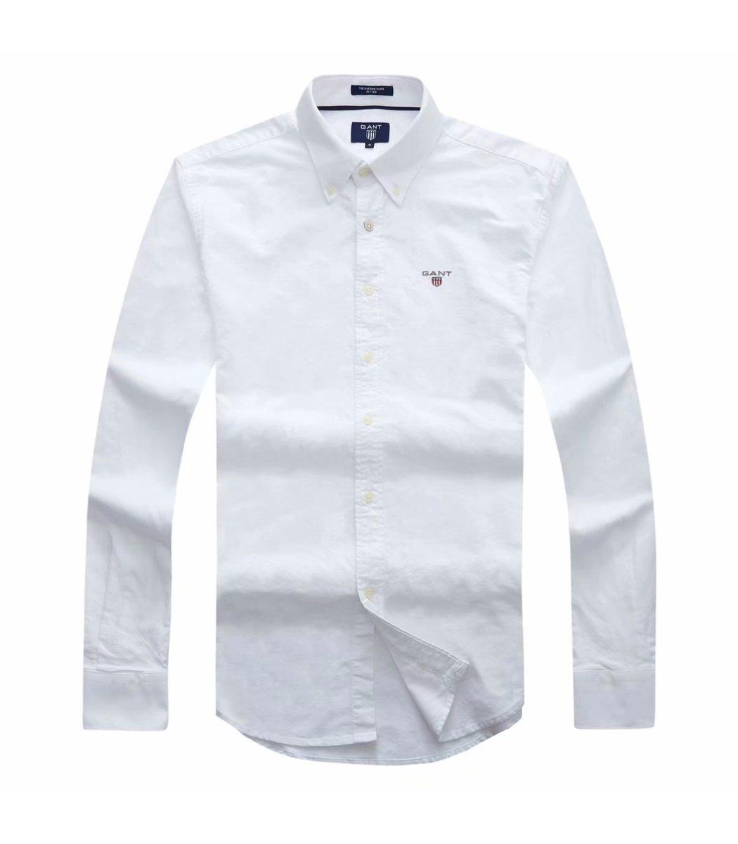 Белая рубашка GANT RG2