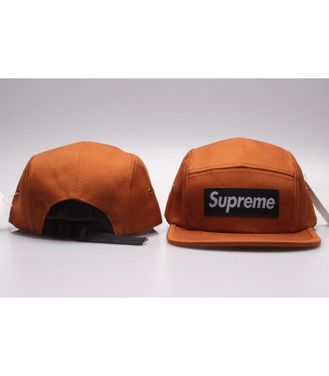 Кепка Supreme Classic (рыжий)