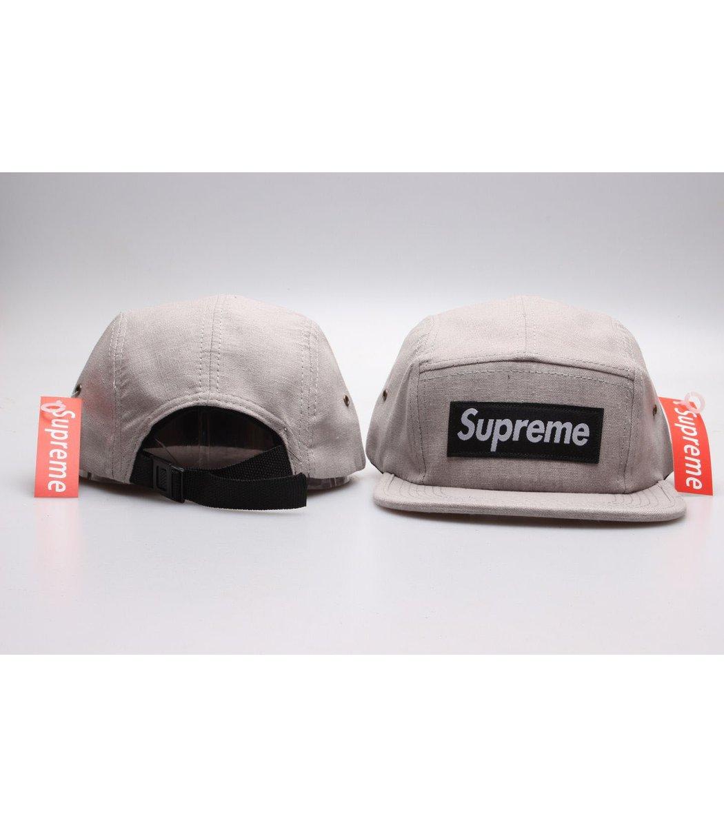 Кепка Supreme Classic (серый)