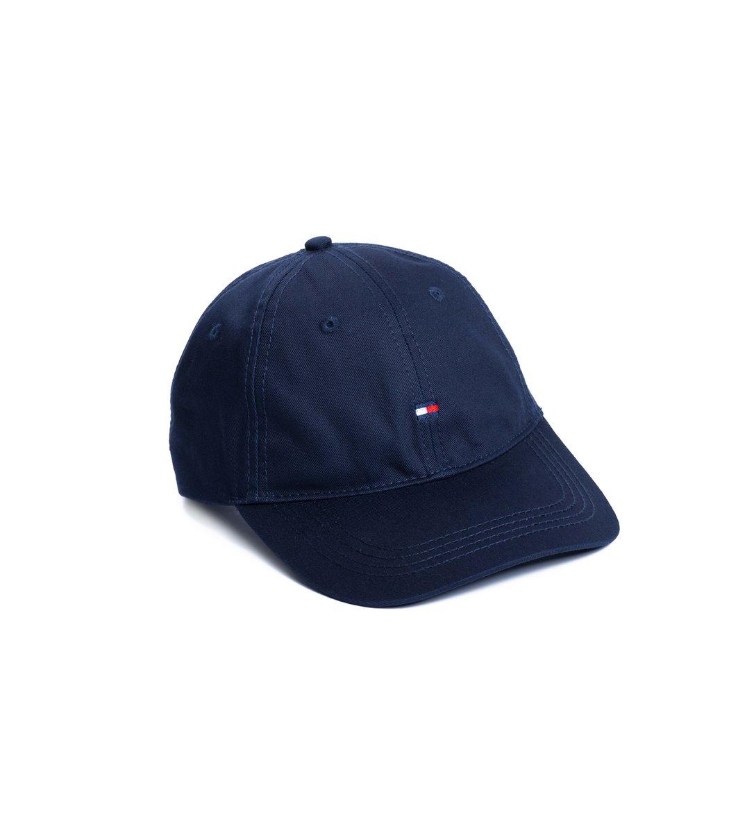 Кепка Tommy Hilfiger Small logo синий