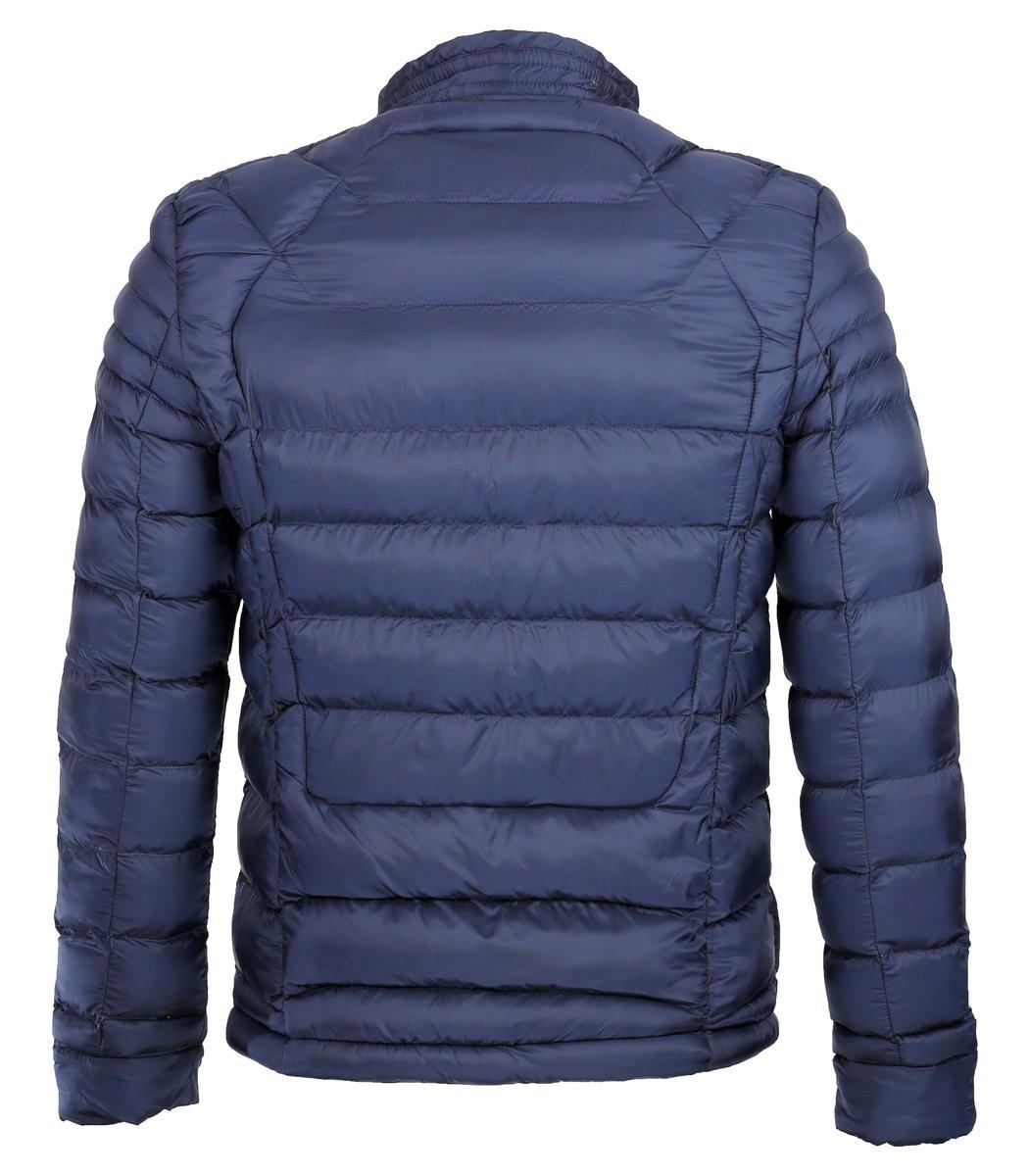 Тёмно-синяя куртка Lacoste KL1