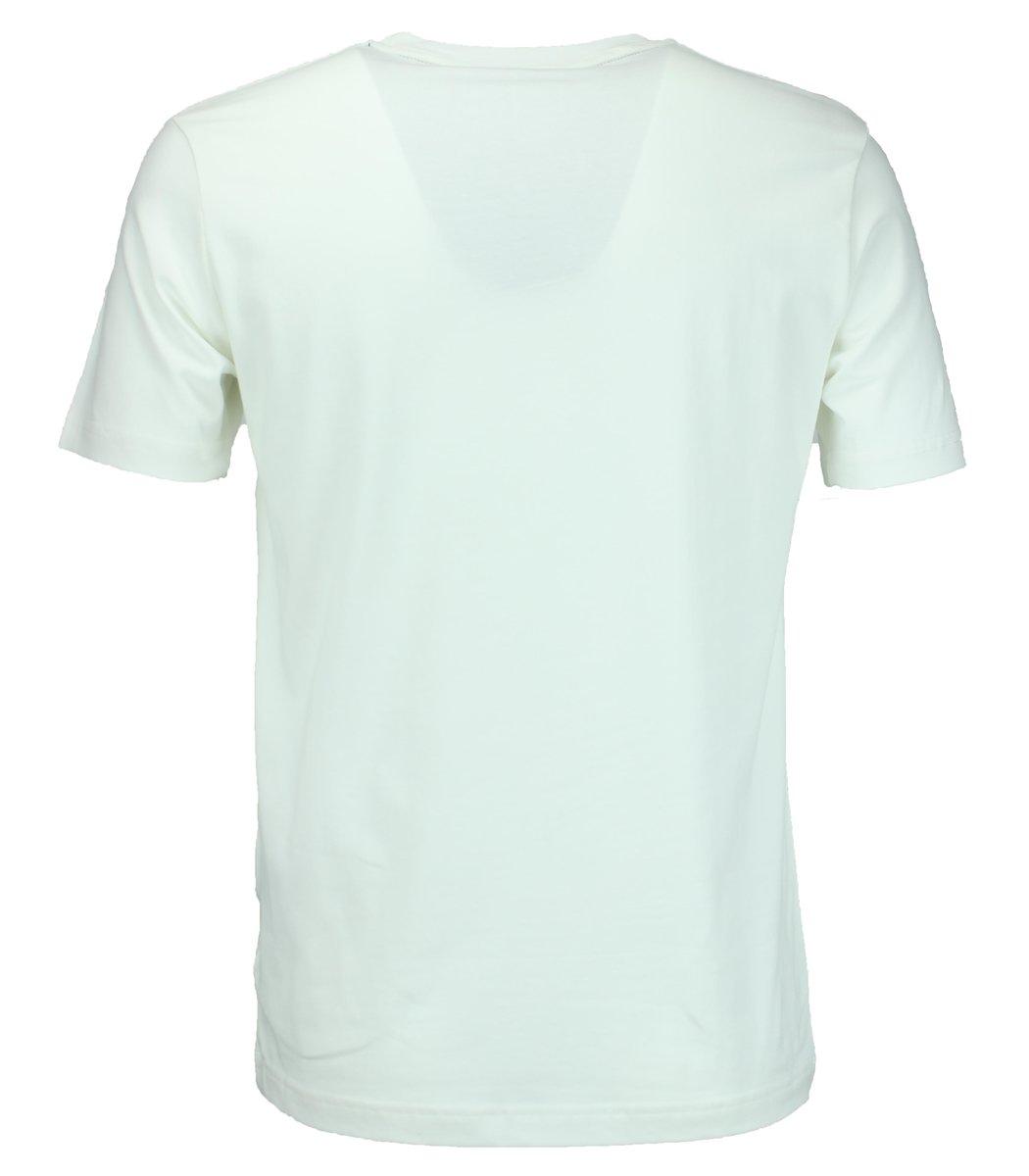Белая футболка Tommy Hilfiger с принтом FT1