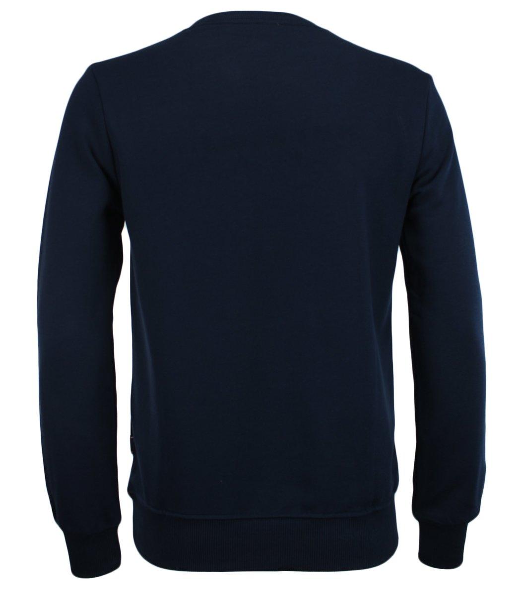 Тёмно-синий свитшот  Tommy Hilfiger STH1