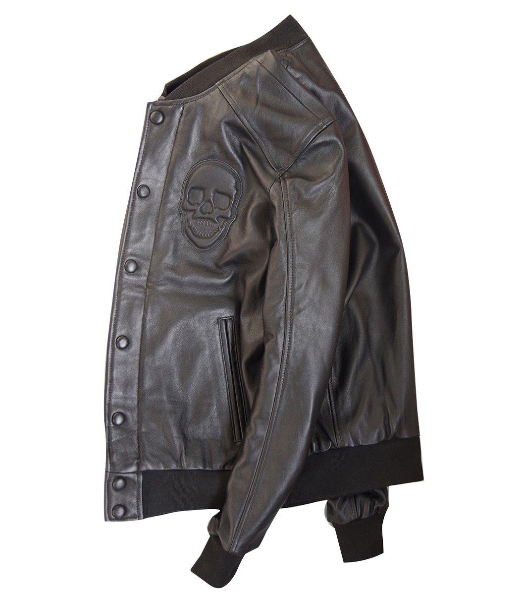 Кожаная куртка Philipp Plein #102