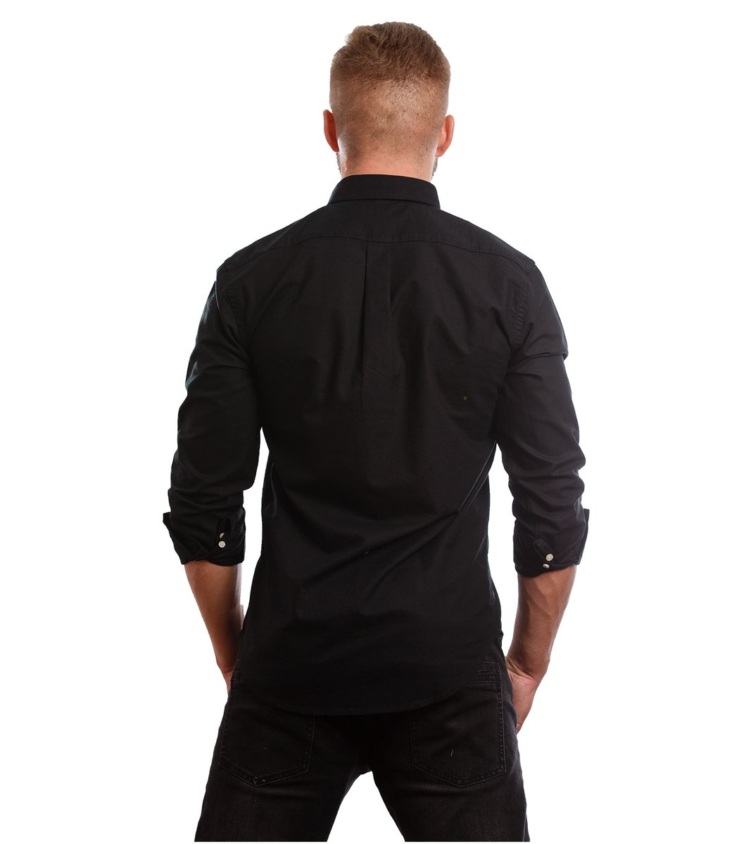 Рубашка POLO Ralph Lauren RR3 (Черный) - Черный - Вид 6