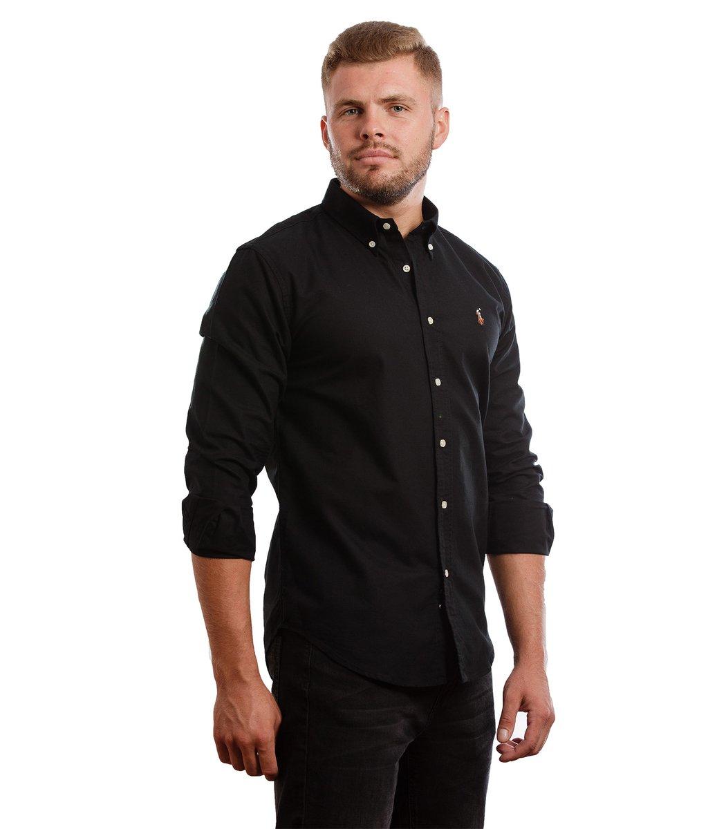 Рубашка POLO Ralph Lauren RR3 (Черный) - Черный - Вид 3