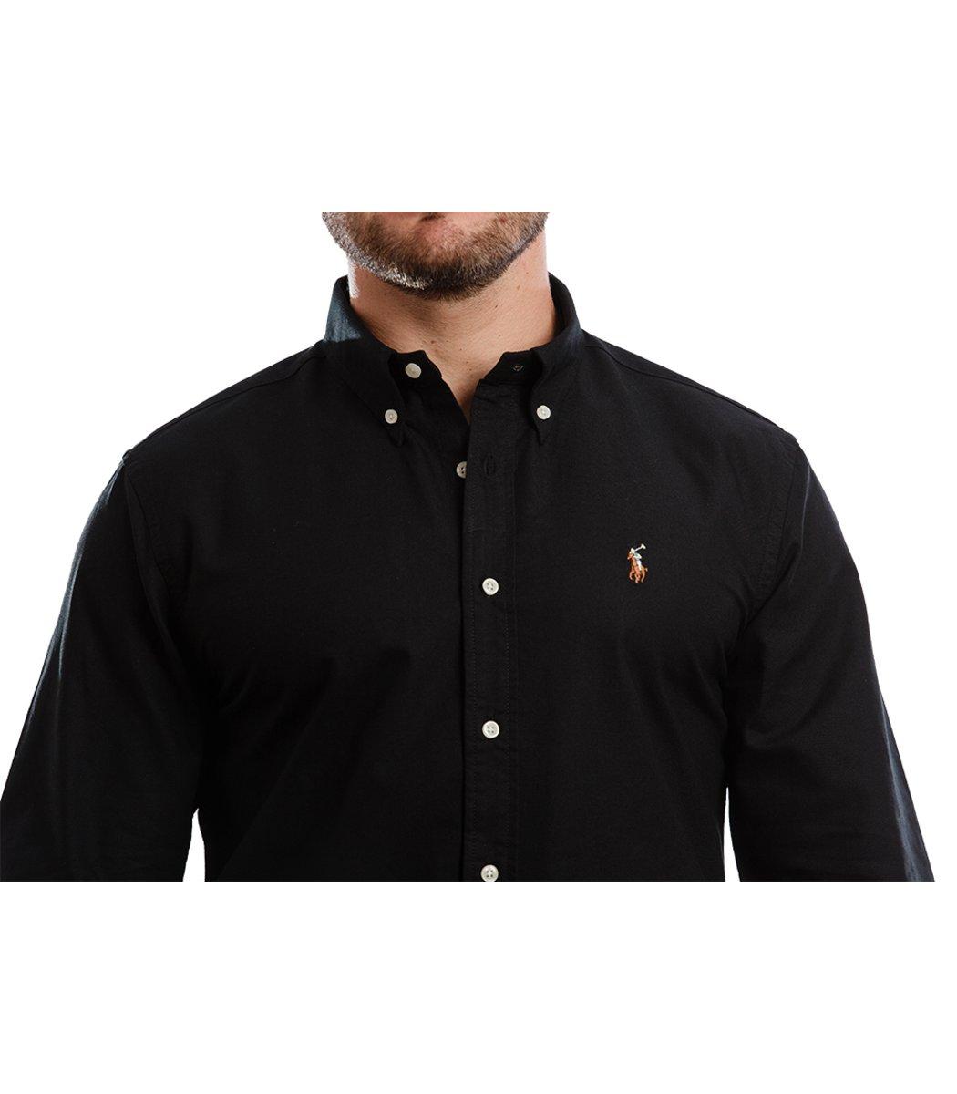 Рубашка POLO Ralph Lauren RR3 (Черный) - Черный - Вид 5