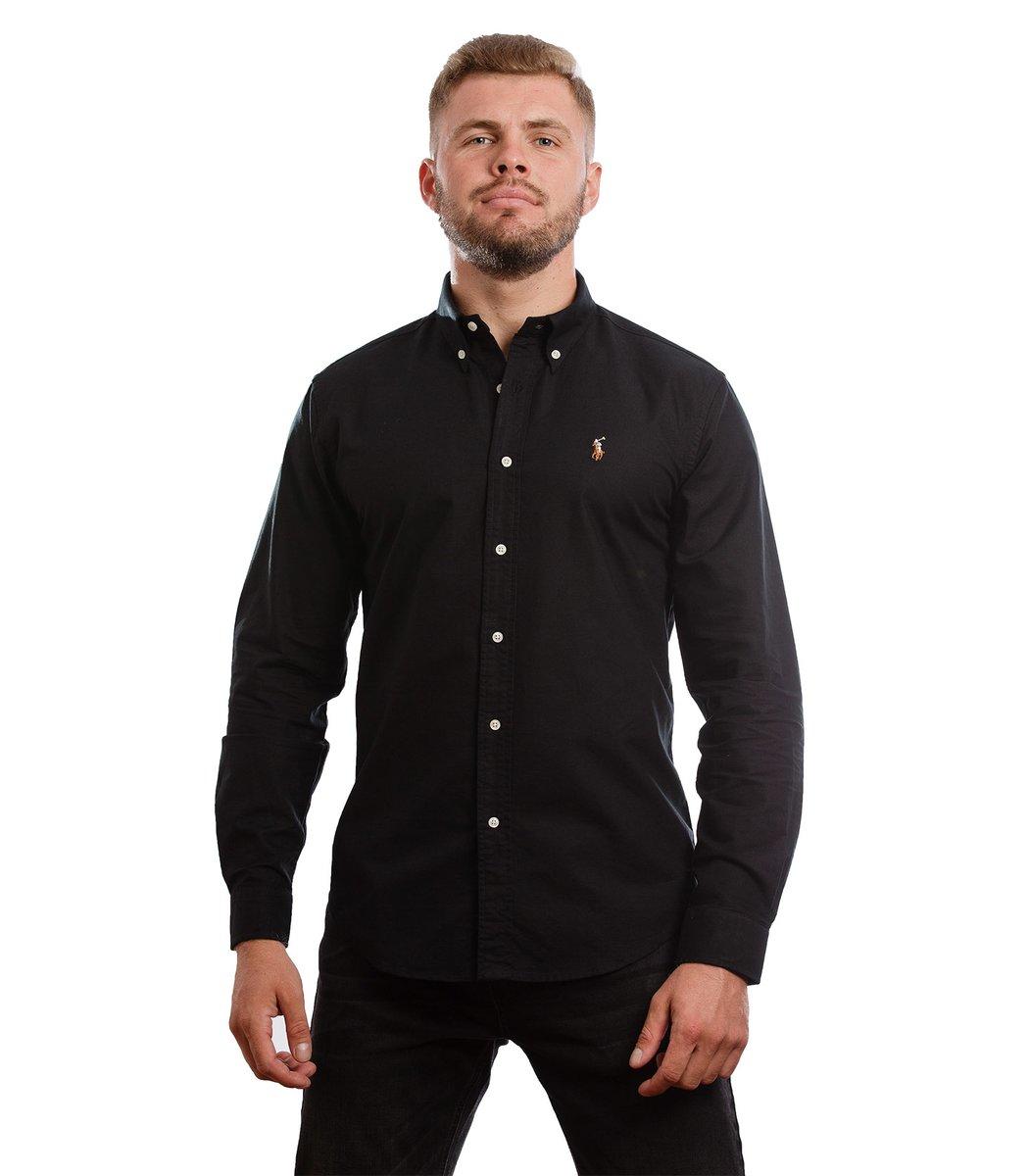 Рубашка POLO Ralph Lauren RR3 (Черный) - Черный - Вид 2