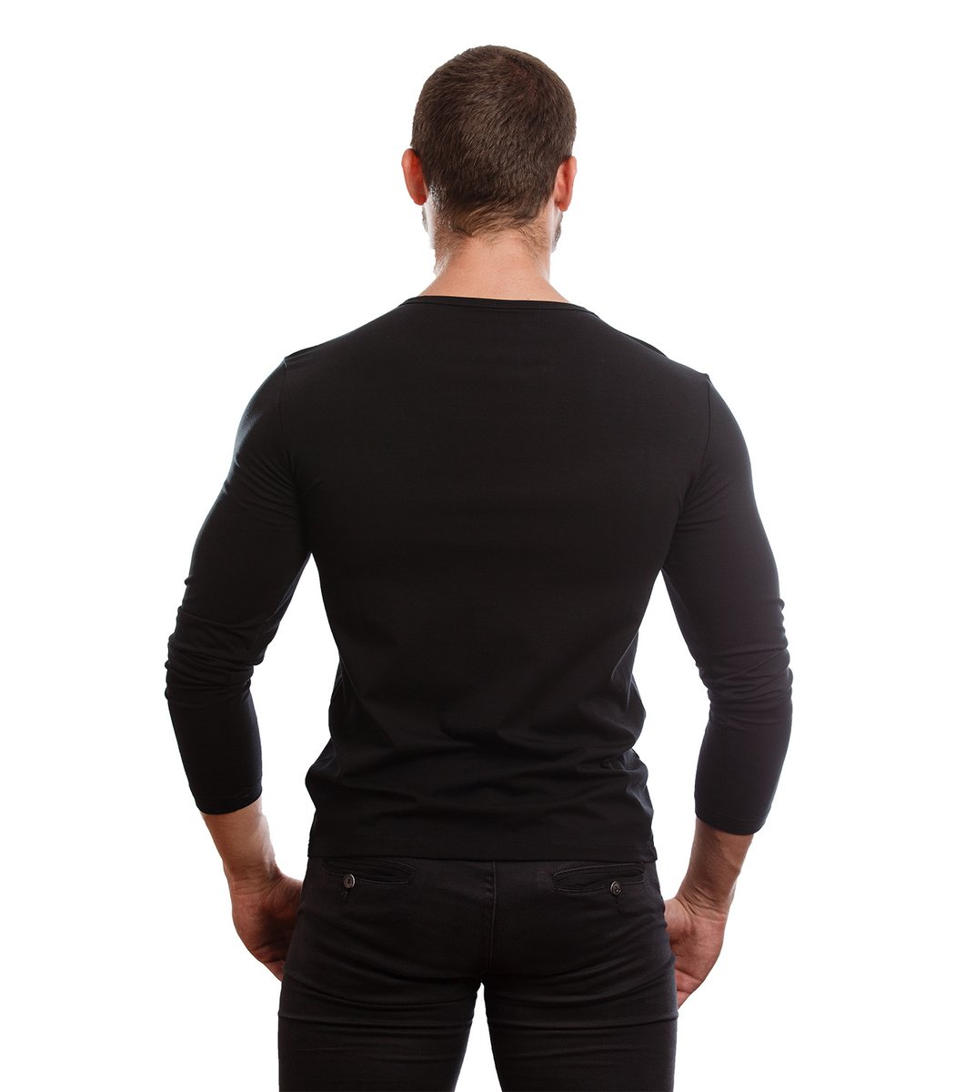 Пуловер Lacoste VL1 (Черный)
