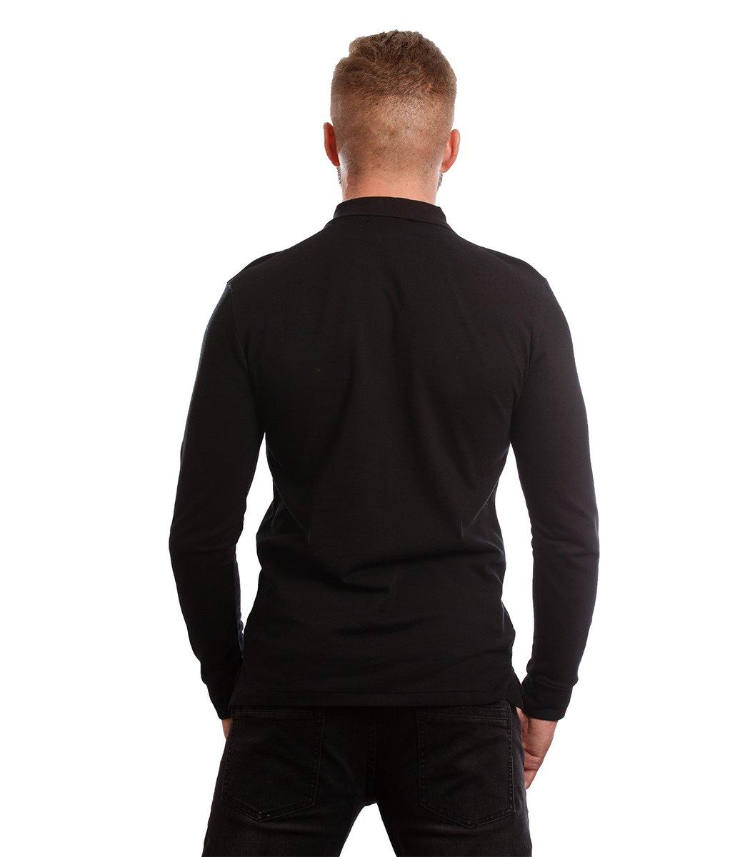 Поло с длинным рукавом POLO Ralph Lauren PR2 (Черный)