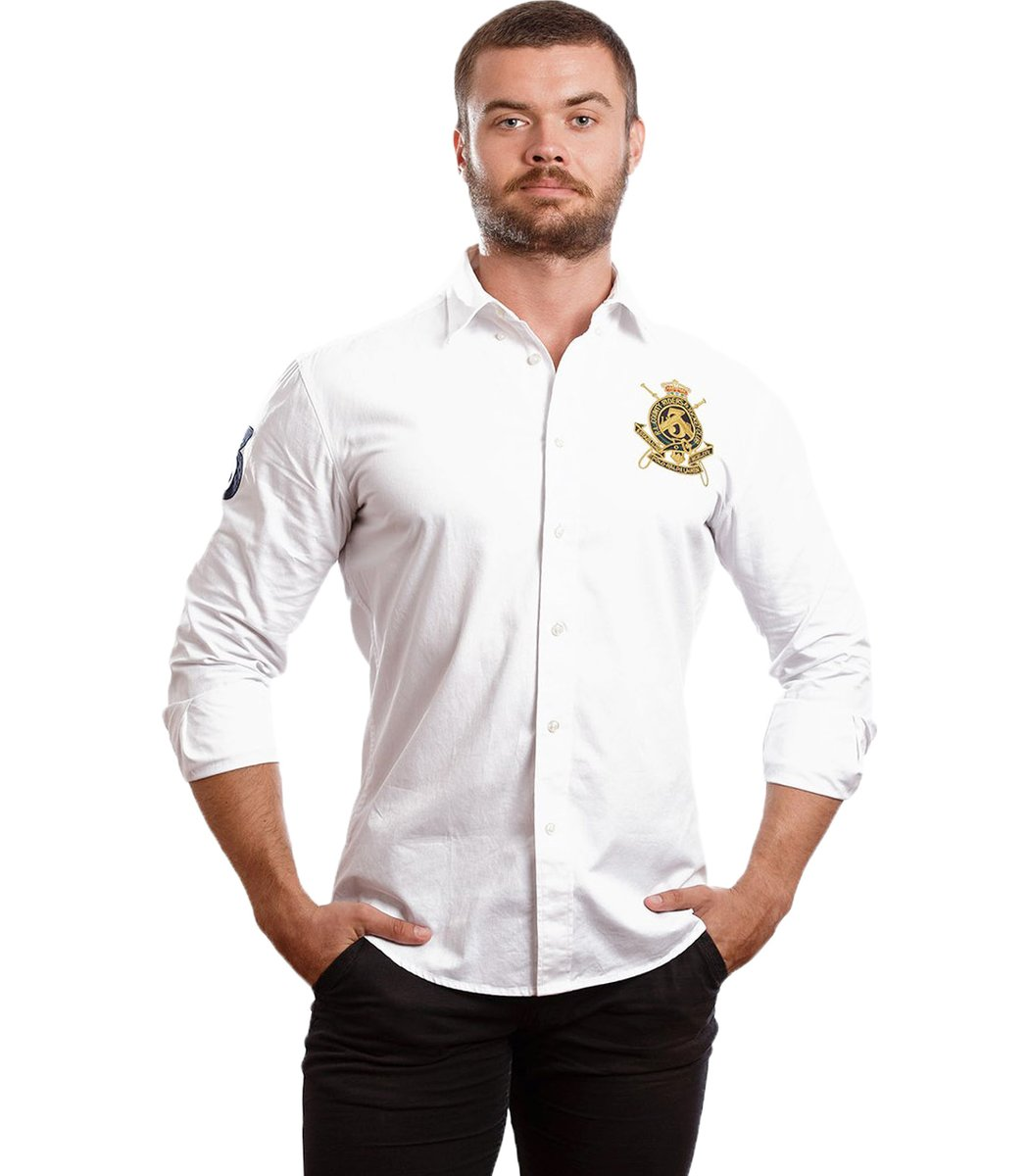 Рубашка POLO Ralph Lauren RR2 (Белый)