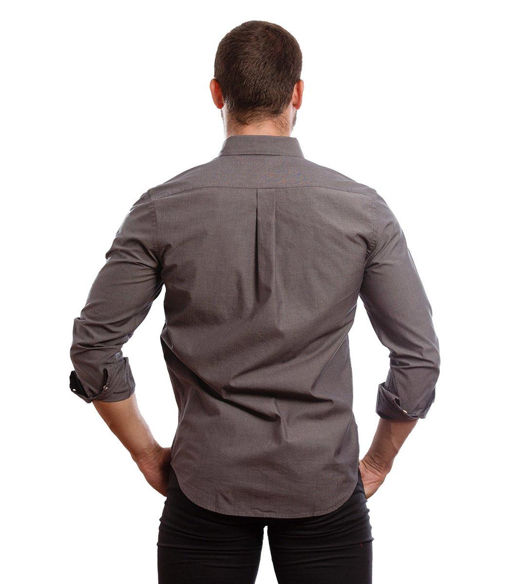 Рубашка POLO Ralph Lauren RR1 (Темно-серый) - Темно серый - Вид 6
