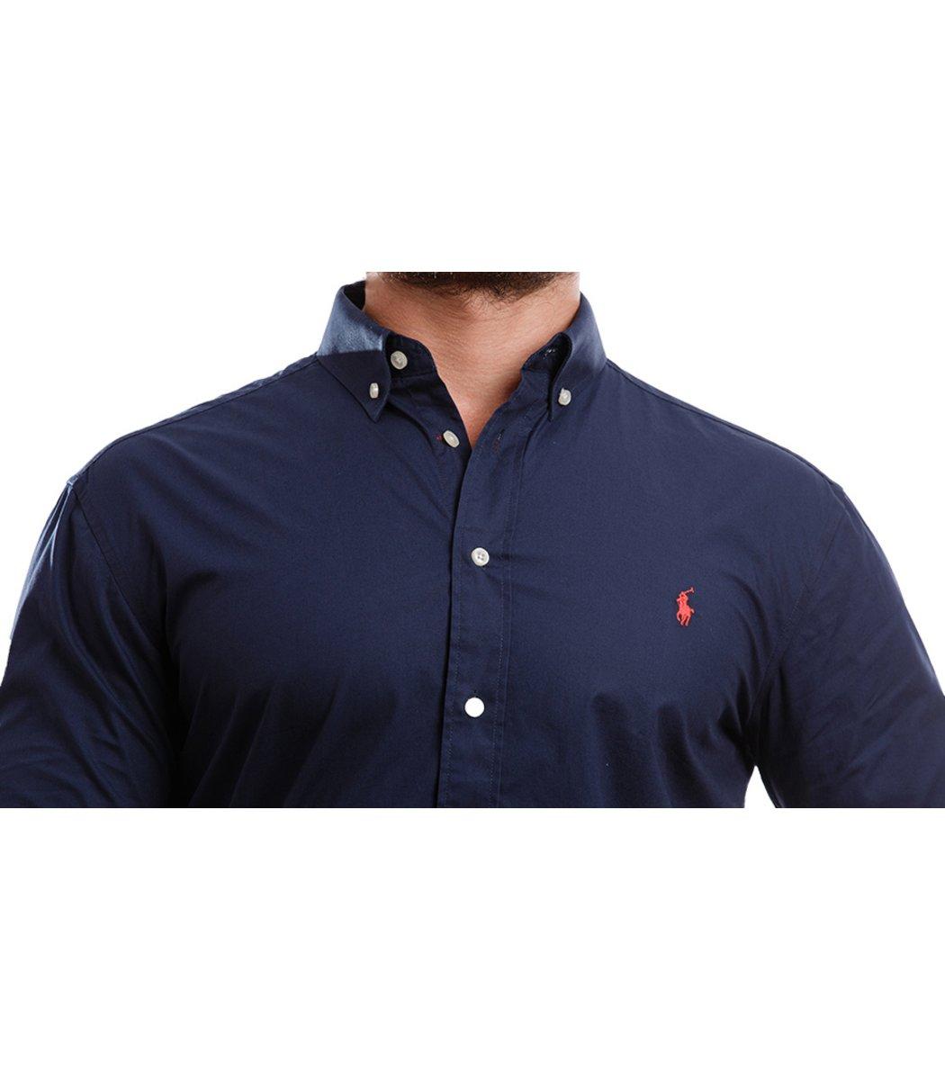 Рубашка POLO Ralph Lauren RR1 (Темно-Синий)