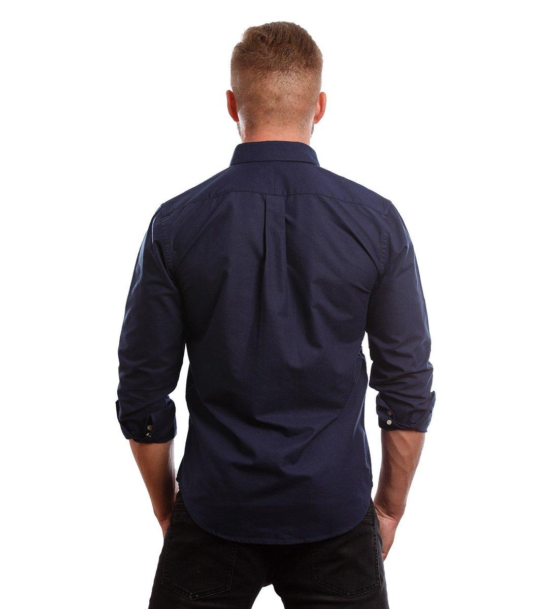 Рубашка POLO Ralph Lauren RR3 (Темно-синий)