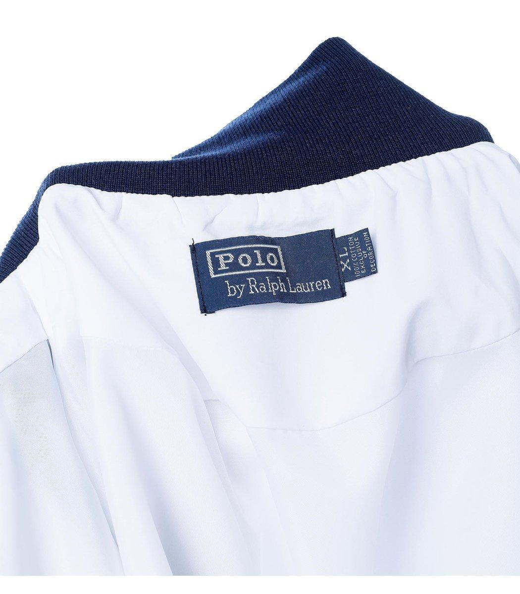Спортивный костюм POLO Ralph Lauren Classic Белый/темно-синий - Белый - Вид 9